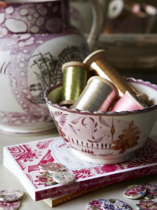 Homes and Antiques - Lustre