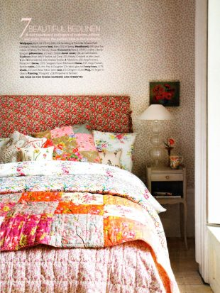 Country and Interiors - Ditsy Florals